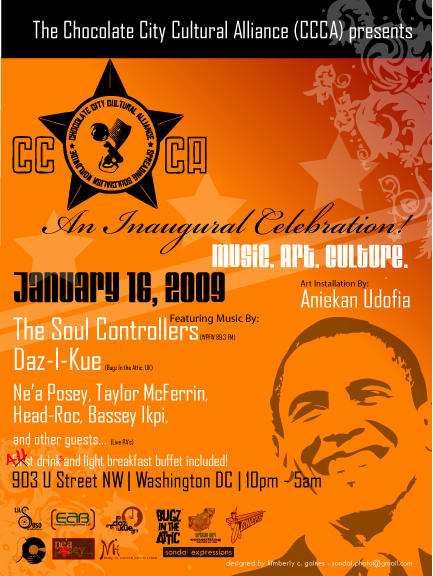 CCCA Inaugural Celebration