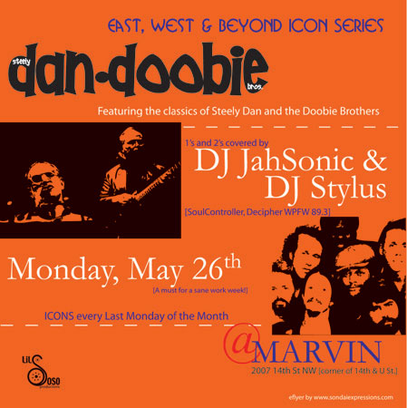 Steely Dan/Doobie Brothers - Marvin, 5/26