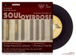 Soul Overdose with Phonte